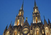 Santuario Guadalupano de Zamora, el gigante inerte de Michoacán