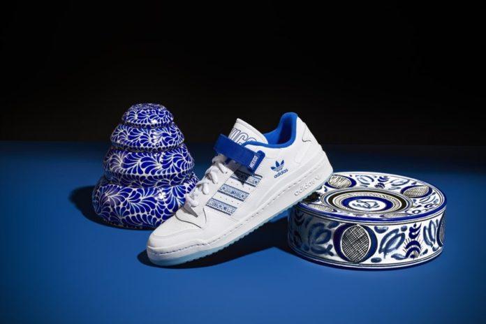 Marca lanza sneakers inspirados en la talavera poblana, conócelos