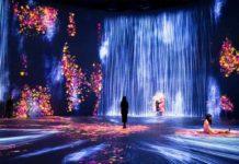 Superblue: La exposición inmersiva que pondrá a prueba tus sentidos