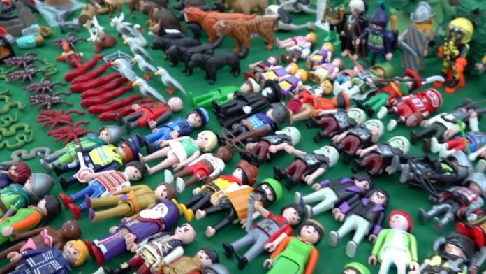 tianguis de juguetes