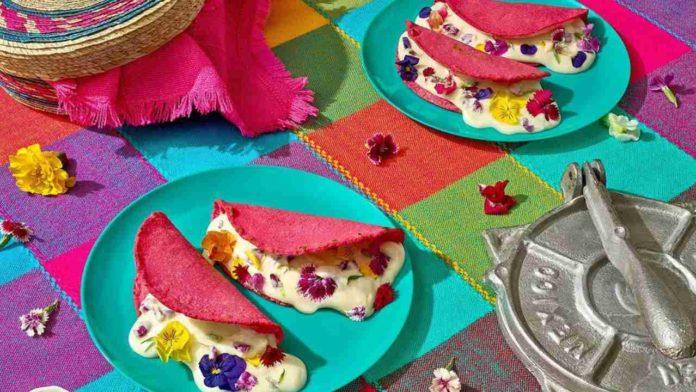 tortillas rosas