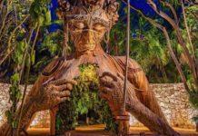 esculturas gigantes