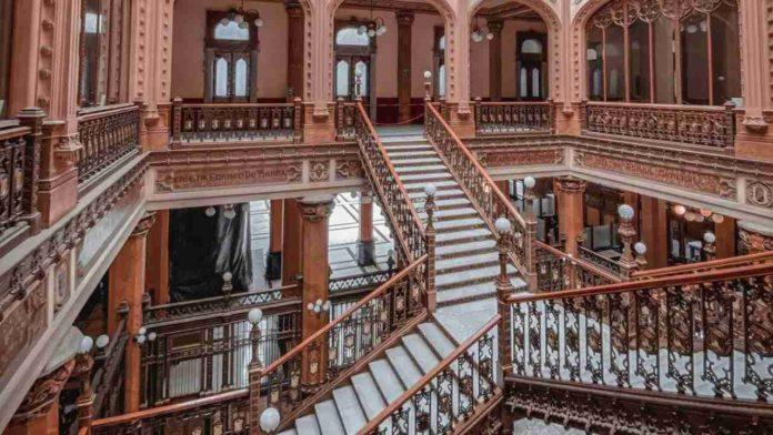 palacio postal cdmx